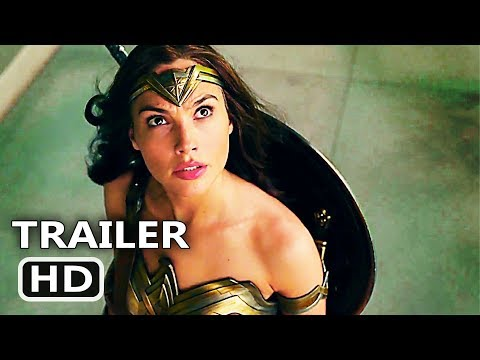 JUSTICE LEAGUE Wonder Woman Trailer (2017) Superhero Movie HD
