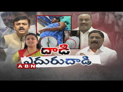 Discussion | Assault on Jagan Mohan Reddy at Visakhapatnam airport | Hero Sivaji | Part 2