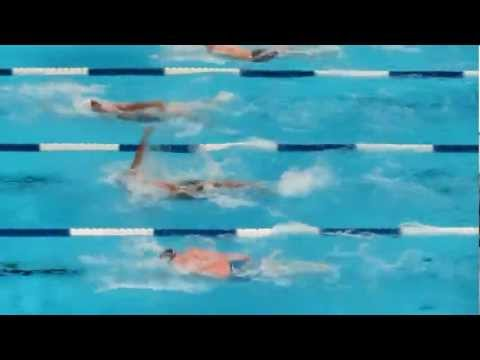 2012 US Swimming Olympic Trial Men's 200 Backstroke Final