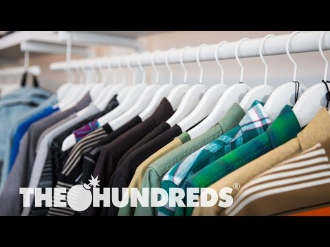 THE HUNDREDS SANTA MONICA : OPENING DAY