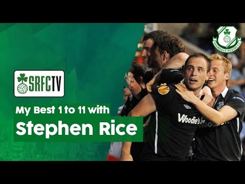 Stephen Rice tells us his Best 1 to 11