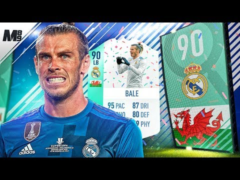FIFA 18 FUT BIRTHDAY BALE REVIEW   90 LB BALE PLAYER REVIEW   FIFA 18 ULTIMATE TEAM