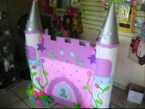 Cajas para meter regalos de cumpleaños - Imagui