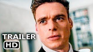BODYGUARD Official Trailer (2018) Richard Madden, Netflix, TV Series HD