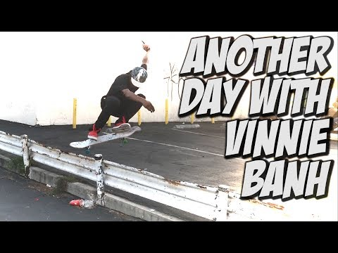 VINNIE BANH TAKES OVER MY CHANNEL AGAIN !!! - A DAY WITH NKA