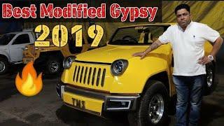 Best Ever Maruti Suzuki Gypsy Modification | Modified Gypsy | MCB