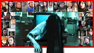 "RINGS Trailer Reactions Mashup ""SAMARA IS BACK"""