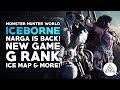 Lagu Monster Hunter World Iceborne Reaction - Nargacuga is BACK! New Game, G Rank, Ice Map & More!