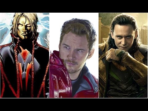 AMC Movie Talk - Who Is Star Lord's Dad In GUARDIANS 2?