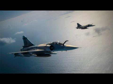 DCS Mirage 2000 | Blue Flag | Brake Brake Brake