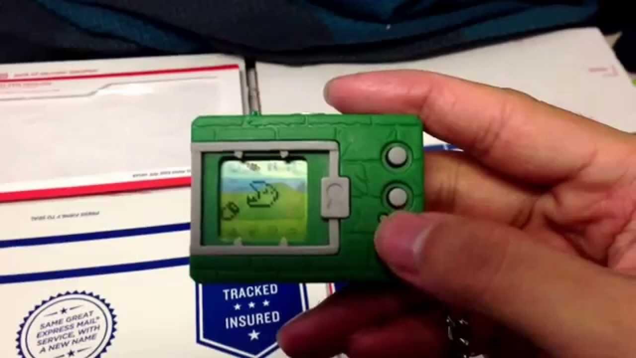 Digimon Digivice For Sale Digimon Digivice Matte Green