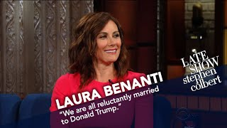 Laura Benanti Thinks 'We Are All Melania Trump'