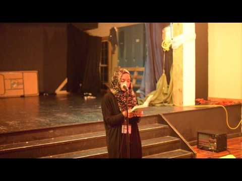 Spoken Word By Sidra Hashmi: What Are We Doing? video