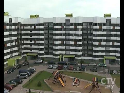 Уникальный жилой комплекс «Новая Боровая» недавно появился в Минске