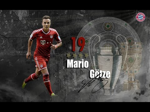 Mario Götze - Rising Star - 2013/2014 |HD