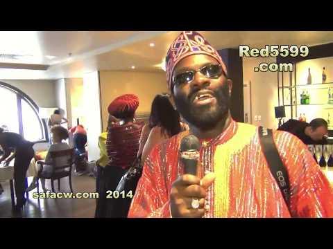 South African Fashion & Culture Week UK 2014 Zulu Dancers