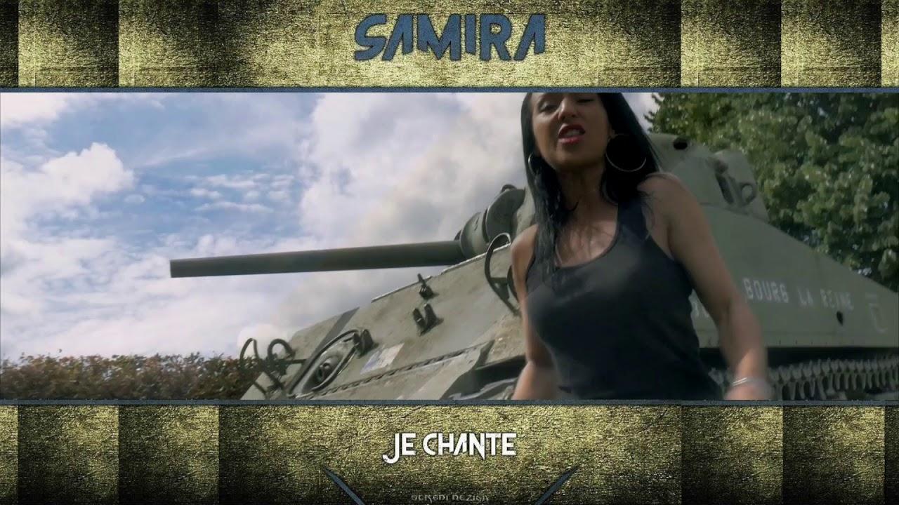 Samira - Je chante (Teaser Officiel)