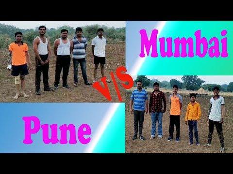 pro kabaddi 2018 Kolgaon | कबड्डी In कोळगाव | mumbai vs pune