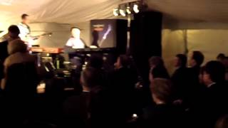 Lonnie Brooks Blues Band at NATO dinner