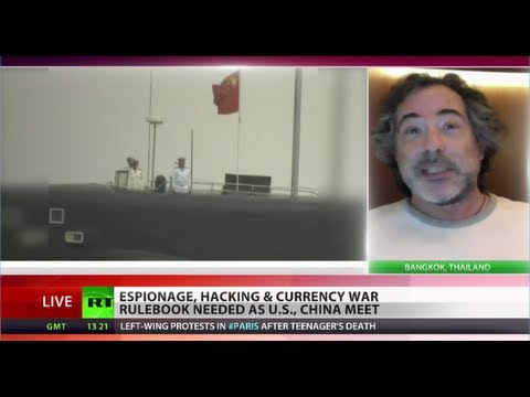 Escobar: Cyberwar threat looms from EU & Iran not just China