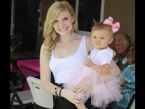 Lilia's 1st Birthday Party!