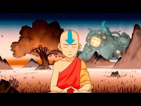 Мир Аватара Аанга - Это ПостАпокалипсис!