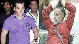 """রিয়্যালিটি শো """"বিগ বস ১০"""" এর প্রতিযোগী থাপ্পড় মারল সালমান খানকে। Om Slaps Salman in Bigg Boss 10"""