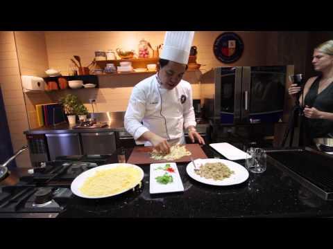 ANN/China Daily Multimedia assignment: MSC Thai Culinary School