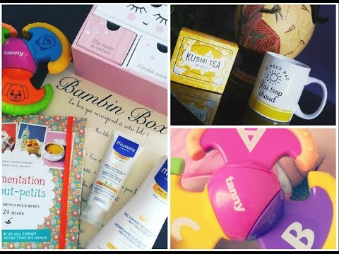 UNBOXING : FRENCH BABY BOX