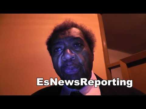 don king on dan goossen wants wilder vs stirverne in egypt EsNews