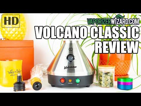 Volcano Vaporizer Review & Tutorial - VaporizerWizard.com