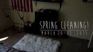 SPRING CLEANING! - March 20-21, 2015 | TheZombieeLife