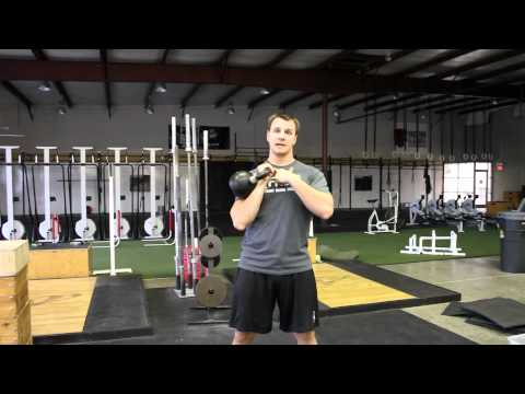 TechniqueWOD - Kettlebell Clean and Jerk Technique Image 1