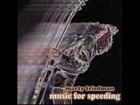 Marty Friedman - Black Orchid