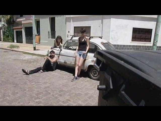 وقتی که گاری زباله دوربین عکاسی می شود - le mag