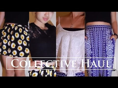 Collective Haul | Famous Footwear, JustFab, Charlotte Russe, F21