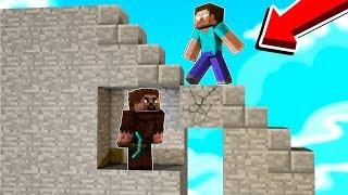 FAKİR HEROBRİNE TUZAĞI KURUYOR! 😱 - Minecraft