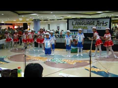 Jazz Chant Regionals Sum-ag Elementary School 2011 Champion video