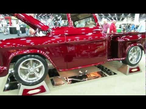 2012 AutoRama - 1956 Chevy Pick Up