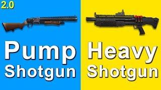 Pump vs Heavy Shotgun Part 2: Which is Better?