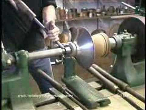 the art of metal spinning