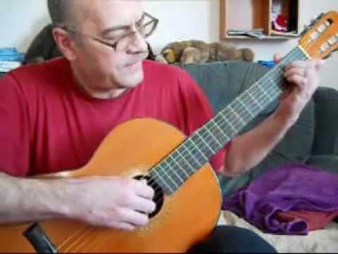 Kurs Gry Na Gitarze - Lekcja 6 Akord A-mol, D-mol