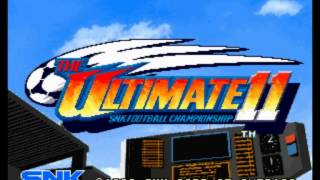 Ultimate 11: SNK Football Championship - Soundtrack