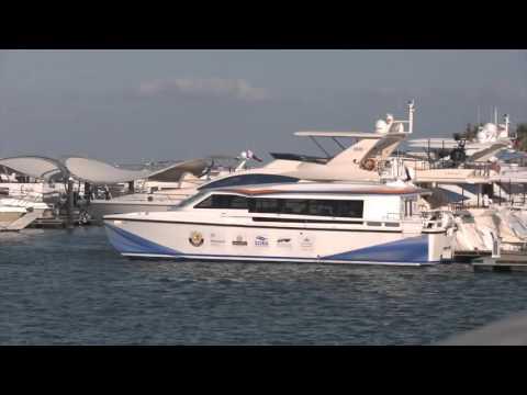 Sora Marine Services with Jalboot at Qatar International Boat Show, 2015