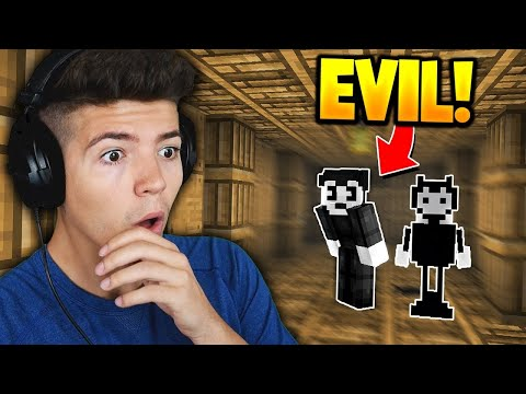 WORLDS SCARIEST GAME OF HIDE N' SEEK! - Minecraft Mods