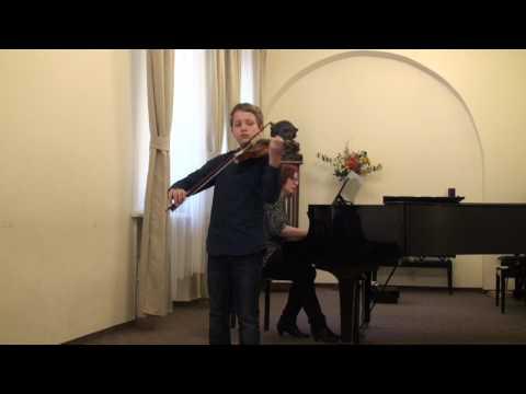 Gawot (Rameau), Taniec Hiszpański (Bohm), Oberek (Twardowski)
