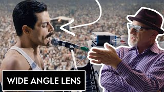 Cinematographer Explains 3 Different Camera Lenses | Vanity Fair
