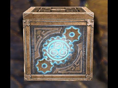 40 донатных ящиков в Elder Scrolls Online
