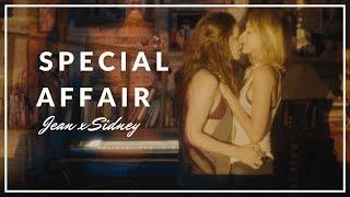 ▶︎ Jean & Sidney   Special Affair