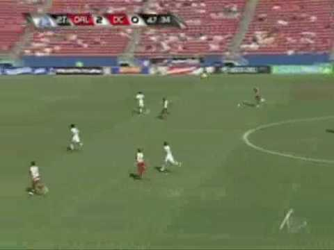 FC Dallas - Best Goals 2008 Video